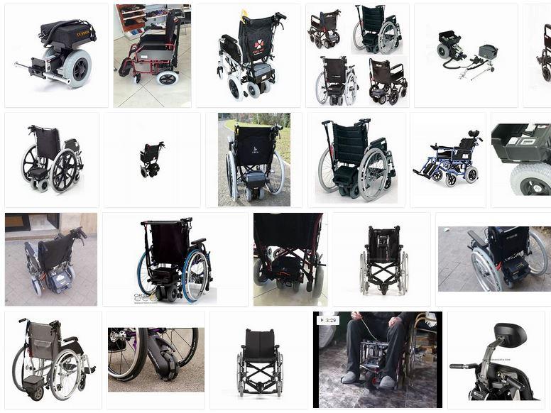 motor silla ruedas manual