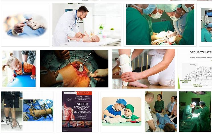 Elegir un buen medico Cirujano ortopedico pediatrico