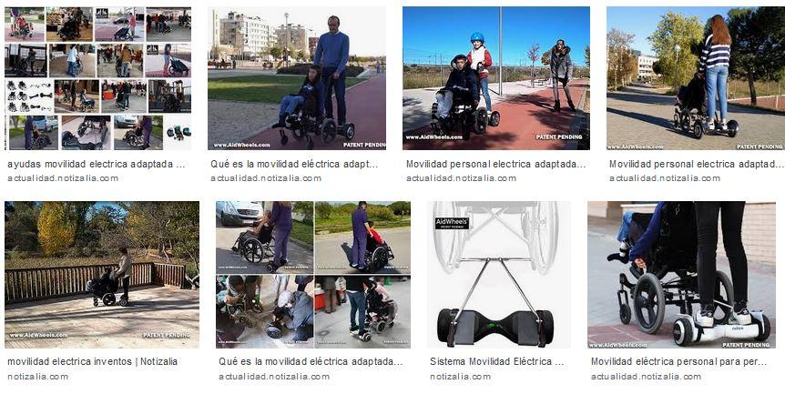 Motor acompañante silla de ruedas asistente mooevo aidwheels