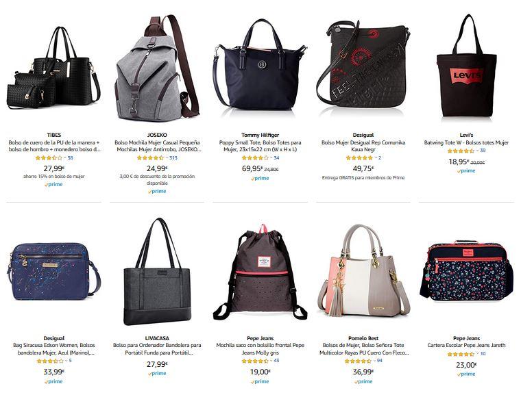 mochilas de moda tienda online