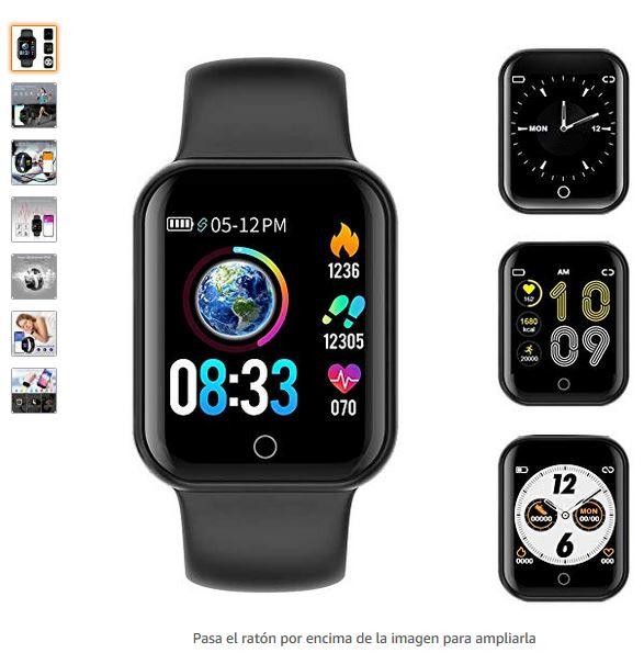 relojes smartwatch opiniones ofertas