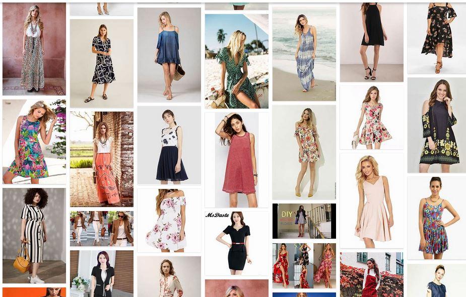 vestidos mujer moda 2020 2021