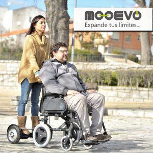 silla de ruedas mooevo