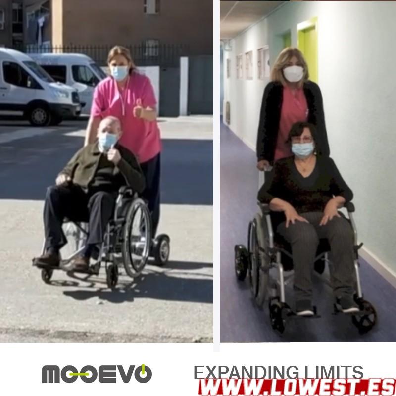 patinetes electricos discapacidad