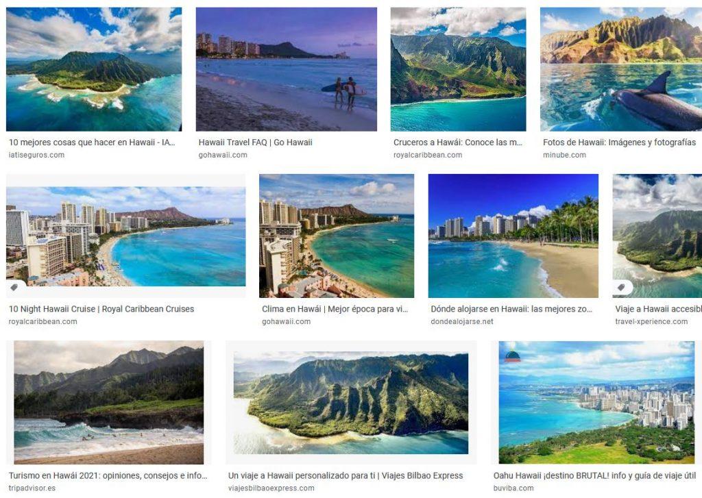 viajar a hawaii