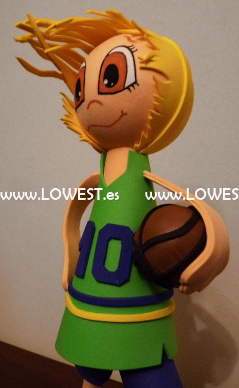 fofucha jugador baloncesto
